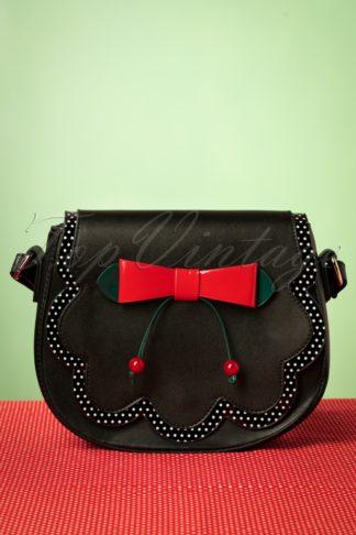 50s Marilou Bag in Black