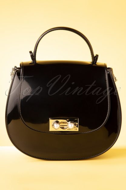 50s Not Your Average Handbag in Black