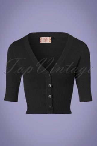 50s Overload Cardigan in Black