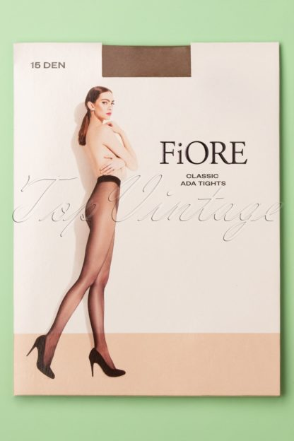 Ada Classic Tights in Natural