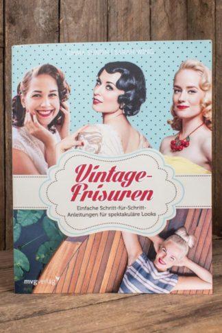 Buch Vintage-Frisuren von Rockabilly Rules