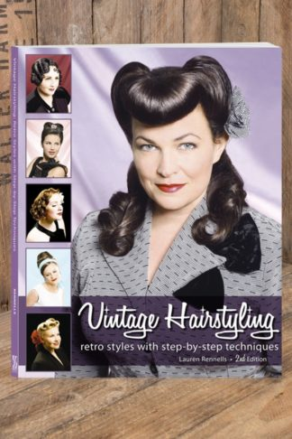 Buch Vintage Hairstyling - by Lauren Rennells von Rockabilly Rules