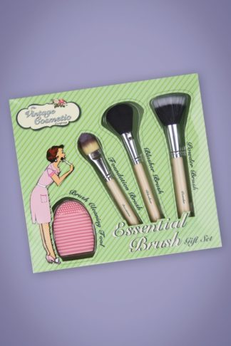 Essential Make-Up Brush Gift Set