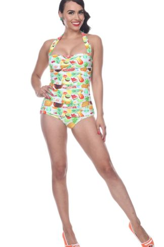 Esther Williams Badeanzug Sweetie Classic | Süßigkeiten von Rockabilly Rules