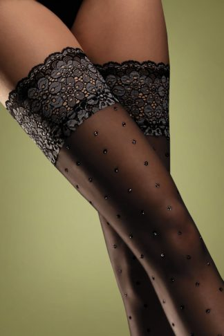 Favorita Hold Ups in Black