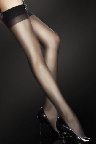 Justine Stockings in Black