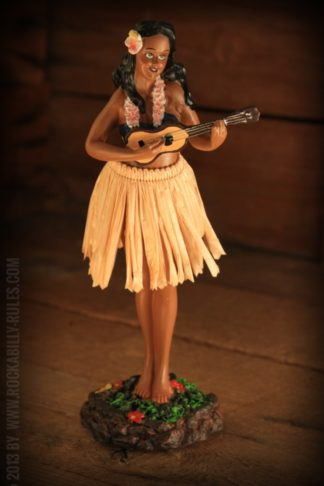 Leilani Ukulele - Natural Skirt von Rockabilly Rules
