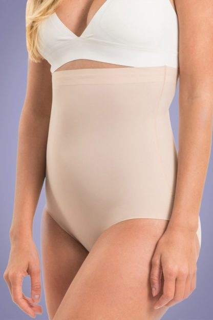 Maxi Sexy Hi Brief in Latte