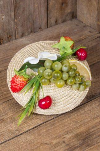 Miranda's Choice Fascinator mit Früchten, Vitaminchen von Rockabilly Rules