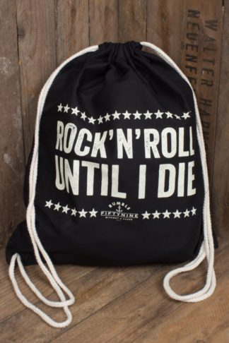 Rumble59 - Baumwollrucksack - Without a cause von Rockabilly Rules