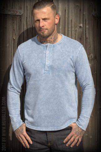 Rumble59 - Henley Shirt von Rockabilly Rules