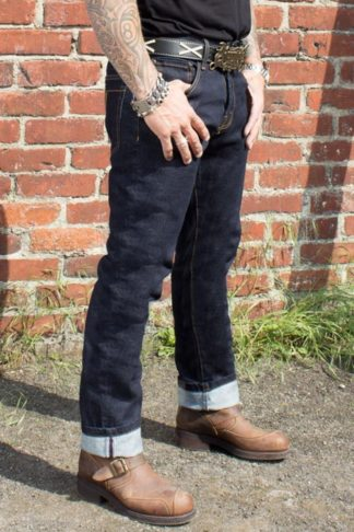 Rumble59 Jeans - Male Slim Fit Denim von Rockabilly Rules