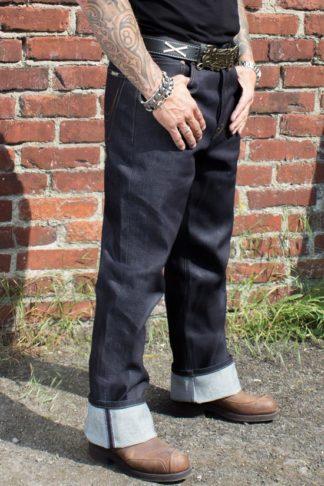 Rumble59 Jeans - Raw Denim von Rockabilly Rules