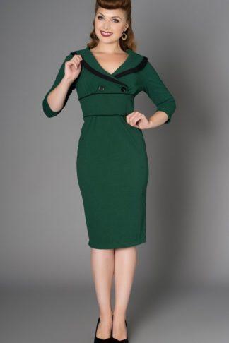 Sheen Clothing Pencil Skirt Kleid Irma von Rockabilly Rules