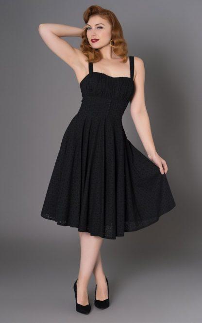 Sheen Clothing Sommer Kleid Bianca von Rockabilly Rules