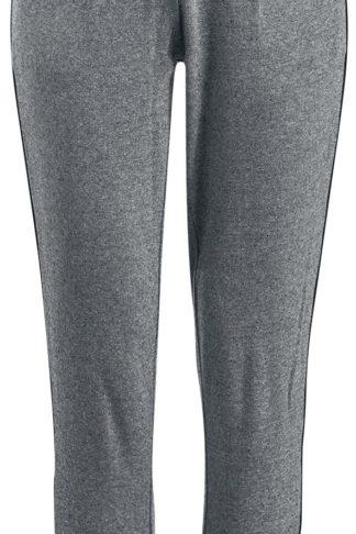Sublevel DOB Casual Trousers Stoffhose grau