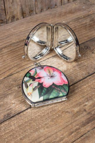 Woody Ellen Pin-Up Taschenspiegel Libre von Rockabilly Rules