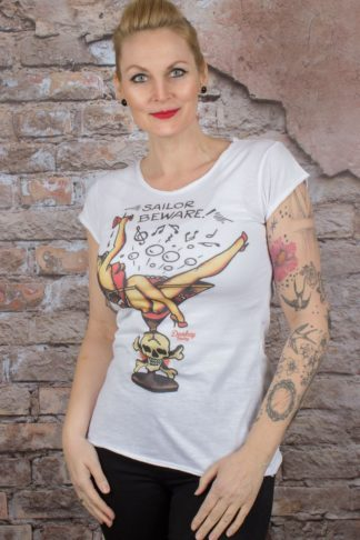 Donkey Swing - Ladies Shirt Pin Up Burlesque von Rockabilly Rules