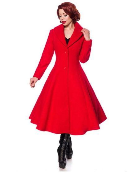 Belsira Vintage Mantel Rot