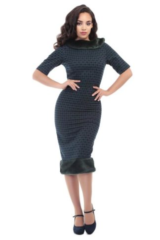 Juliette Pencil Dress