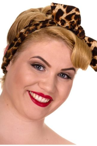 Leopard Haarband