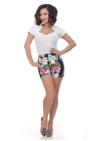 Sneaky Tiki Shorts