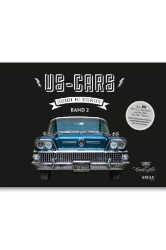 US-CARS - Legenden mit Geschichte Band 2