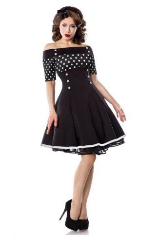 Vintage Kleid Dot Polka