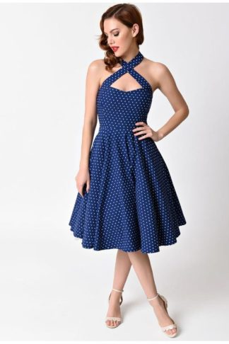 Vintage Rita Royal Blue
