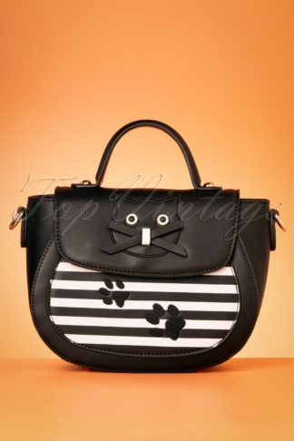 50s Jasper Bag in Black
