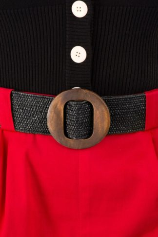 70s Remembers All Belt in Brown