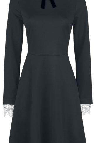 Hell Bunny Ricci Dress Kurzes Kleid schwarz