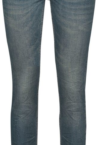 Sublevel Dark Blue Denim Jeans Jeans dunkelblau