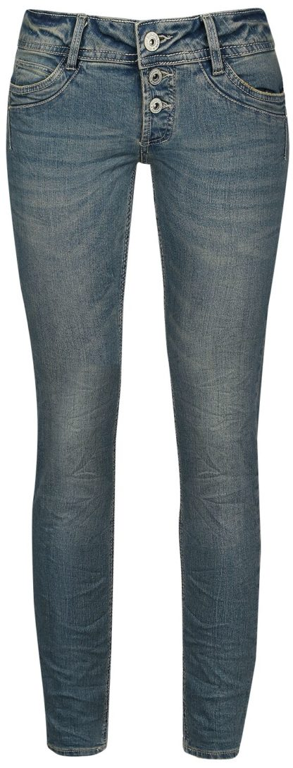 Sublevel Dark Blue Denim Jeans Jeans dunkelblau