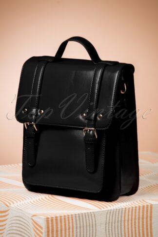 60s Cohen Handbag in Black