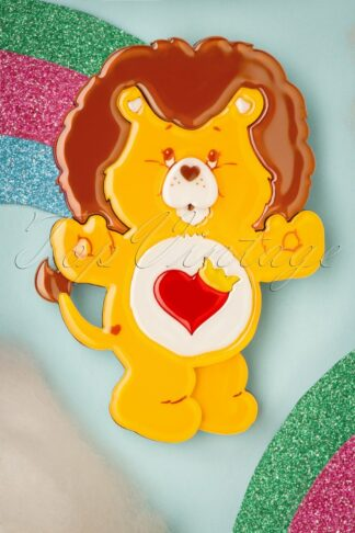 TopVintage exclusive ~ Brave Heart Lion Brooch