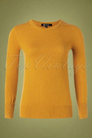 50s Kelly Sweater in Gold