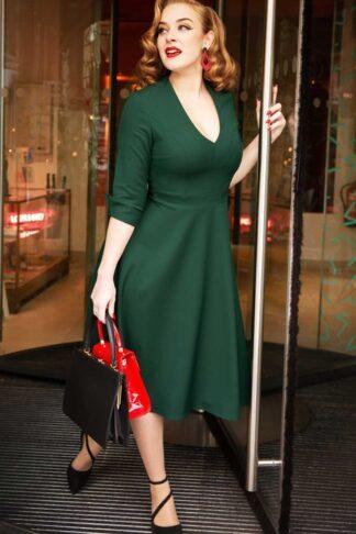 Glamour Bunny - Sacha Swing Kleid von Rockabilly Rules
