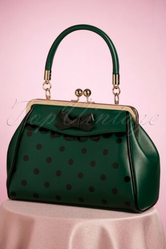 50s Crazy Little Thing Bag in Green