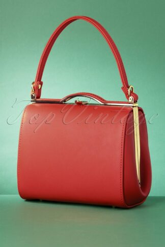 60s Carrie Bag in Red