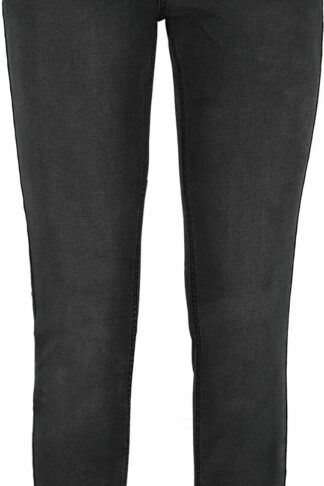 Sublevel Denim Ladies Skinny Jeans Jeans schwarz