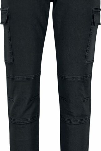 Sublevel Ladies Cargo Pants Cargohose schwarz