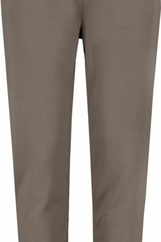 Sublevel Ladies Casual Pants Stoffhose braun