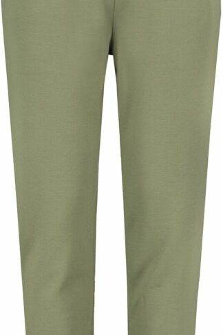 Sublevel Ladies Casual Pants Stoffhose oliv