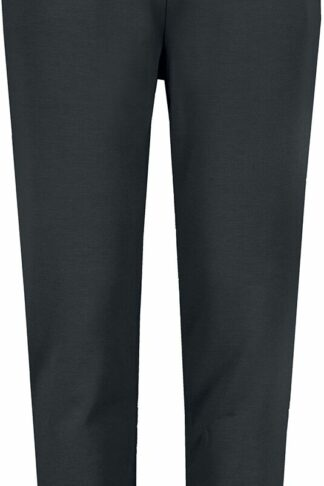 Sublevel Ladies Casual Pants Stoffhose schwarz