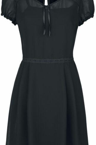 Hell Bunny Aria Mini Dress Kurzes Kleid schwarz