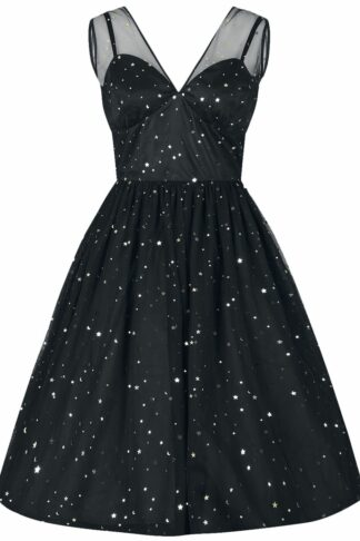 Hell Bunny - Infinity 50's Dress - Kleid knielang - schwarz