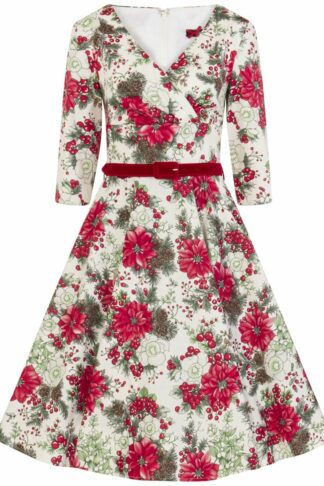 Hell Bunny - Jennie 50s Dress - Kleid knielang - multicolor