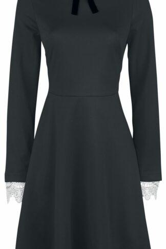 Hell Bunny - Ricci Dress - Kurzes Kleid - schwarz