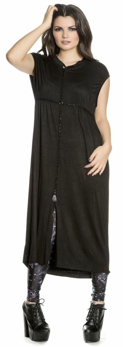 Hell Bunny - Meredith Dress - Kleid knielang - schwarz